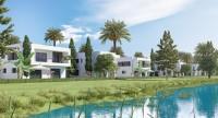 Résidence Golf Tunis Bay villa Aphrodite 50 Boulevard Meninx isolée neuve