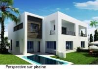 Tunis Bay golf résidence villa Hermes jumelée 22 Boulevard le Capitole