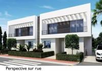 Tunis Bay golf résidence villa Hermes 24 Boulevard le Capitole de type jumelée