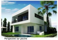 Golf résidence villa Aphrodite 63 isolée Boulevard Meninx Tunis Bay