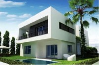 Tunis Bay golf résidence villa Aphrodite 69 Boulevard Meninx de type isolée avec jardin garage piscine privée
