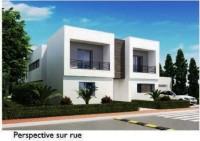 Villa Hermes isolee vue directe fac au terrai de golf Tunis Bay résidence