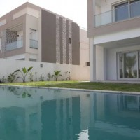 Skanes Monastir villa piscine bord de mer a vendre